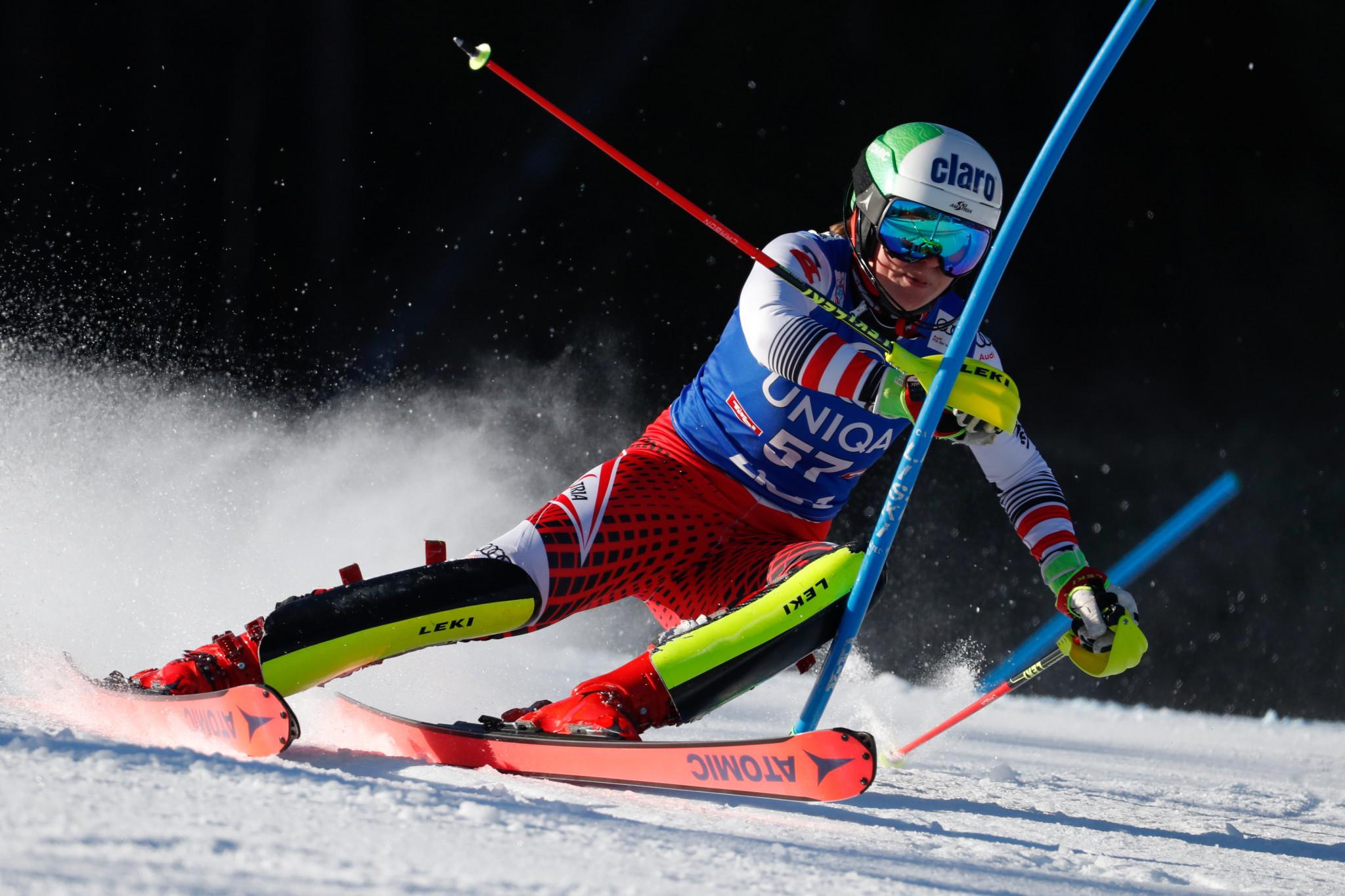 Austrian World Cup skier Dygruber announces retirement