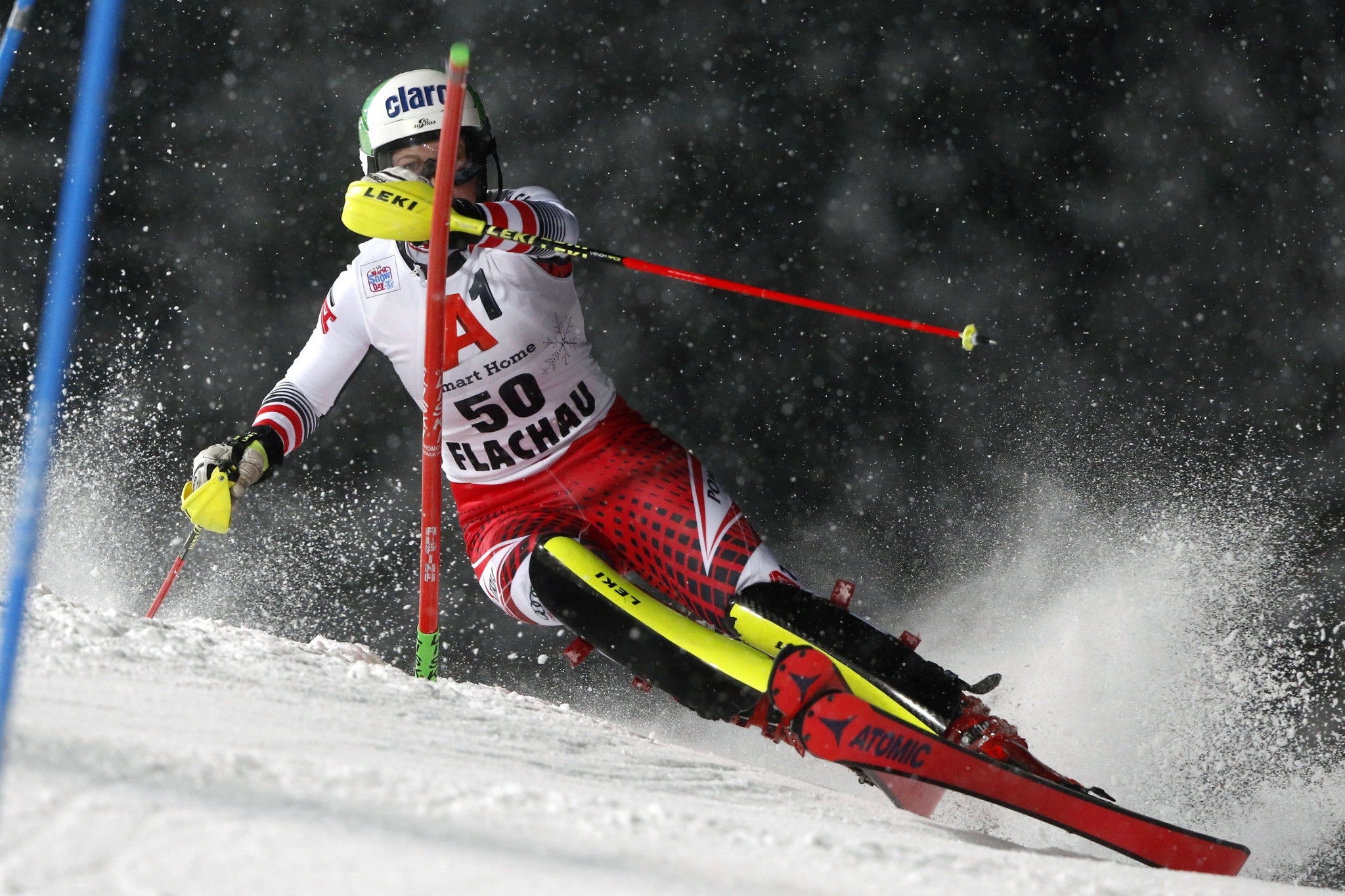 Michaela Dygruber is a slalom specialist ©Getty Images