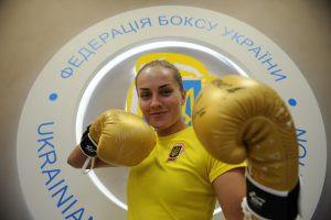 Anna Lysenko was named best women's boxer for Ukraine ©AIBA