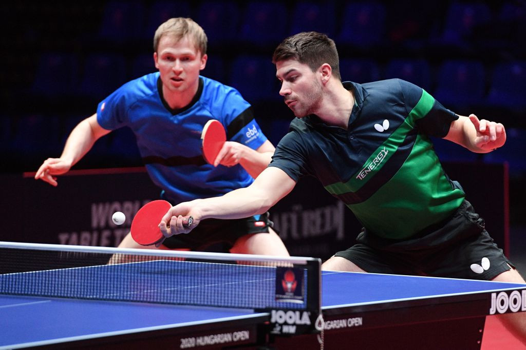 Table tennis events held during the coronavirus pandemic will look very different to those staged before the crisis ©Getty Images