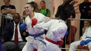 Kate Campbell has said she sees the postponement of the Tokyo 2020 Olympic Games as an advantage ©WKF