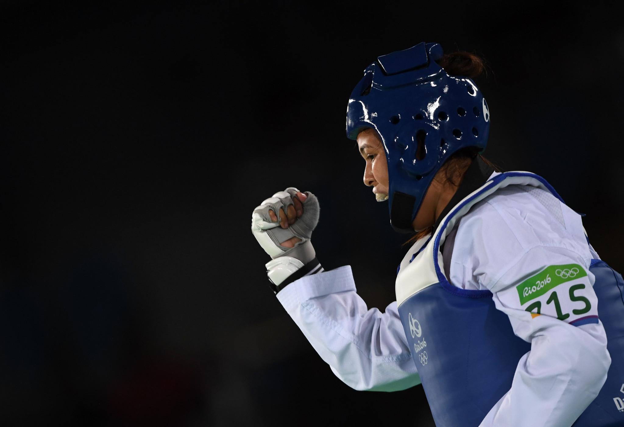 Nepal had seven athletes represent the nation at Rio 2016 including Nisha Rawal in taekwondo ©Getty Images