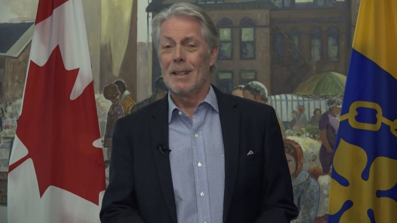 "Hamilton Mayor  Fred Eisenberger has warned that the Council will work to ""its own timelines"" before deciding whether or not to bid for the 2026 Commonwealth Games ©YouTube"