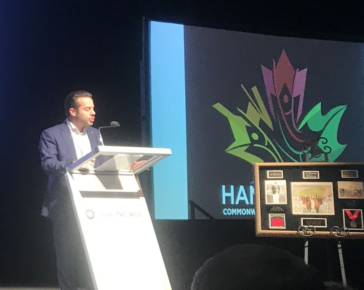 Hamilton 2026 officials are claiming that they do not want any public money to back their bid to host the Commonwealth Games but there remains doubts over whether it will receive enough support from the City Council ©Twitter