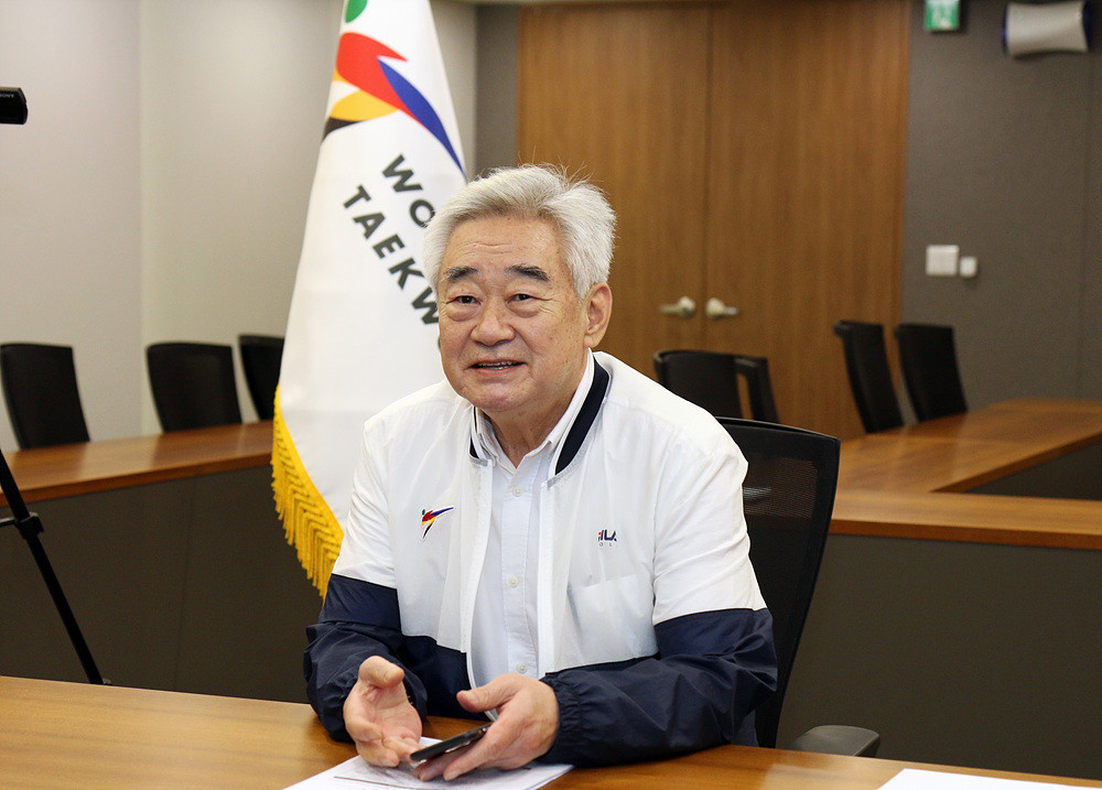 World Taekwondo President Chungwon Choue said he was saddened by the cancellation ©World Taekwondo