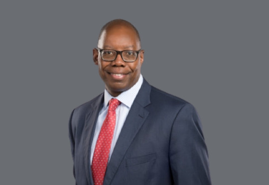 Victor Williams has been named the first chief executive of NBA Africa ©NBA Africa