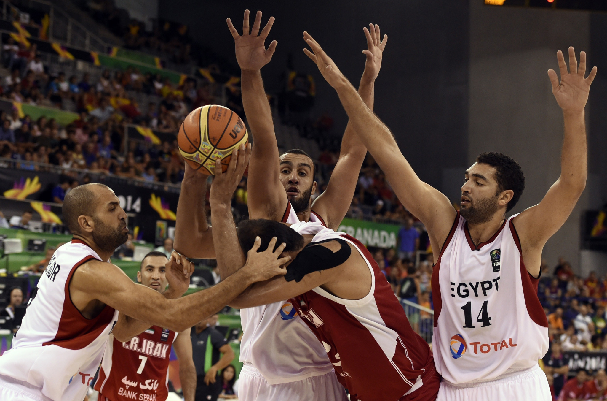 Top Egyptian players were set to be among those competing in the Basketball Africa League for 2020 ©Getty Images