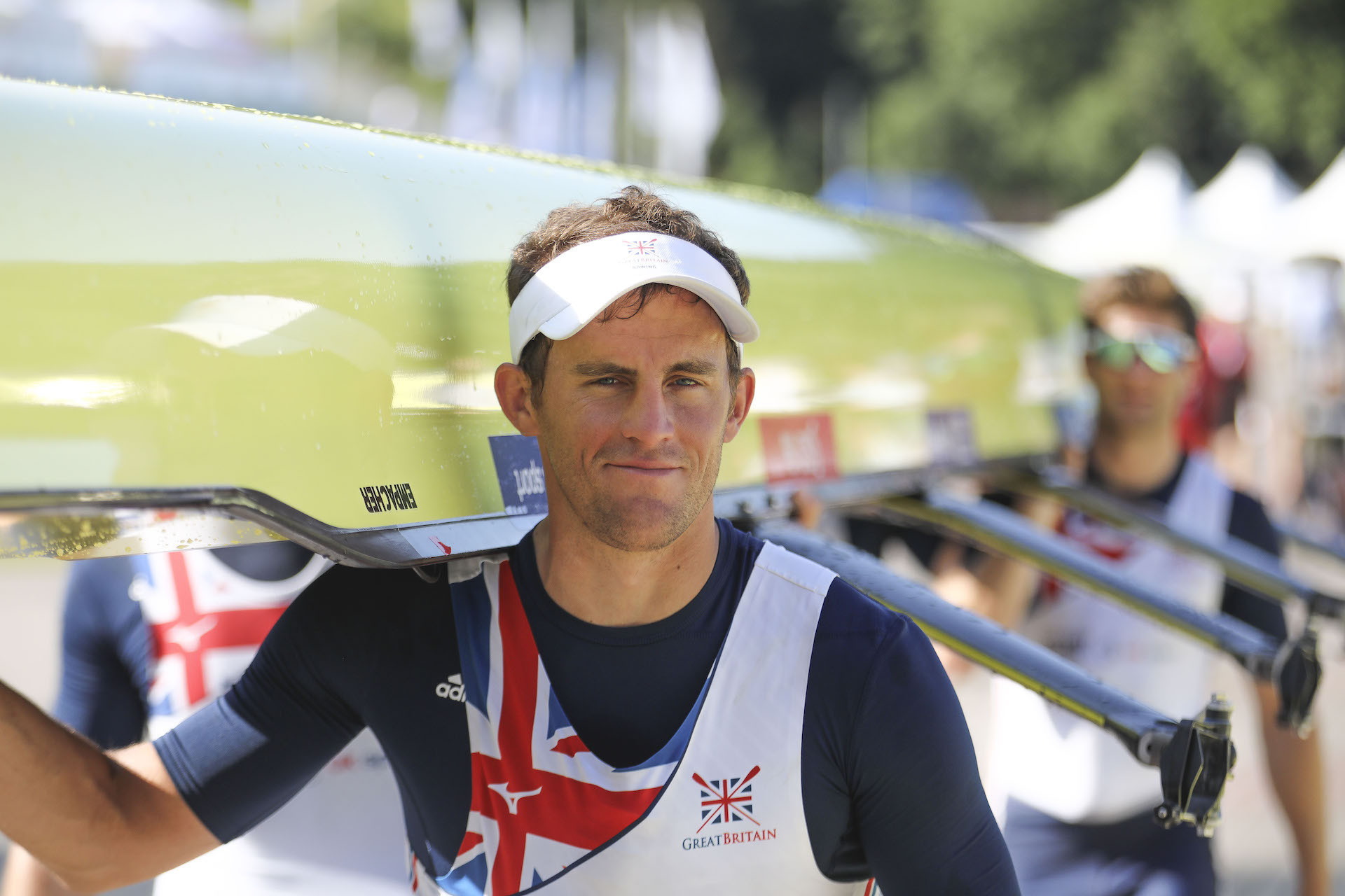 British Olympic rower Lambert announces retirement