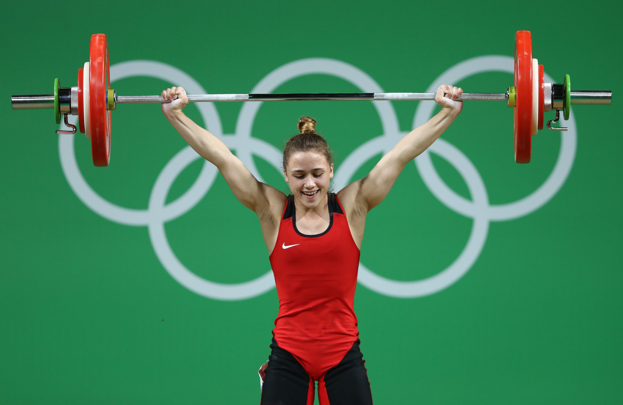 Latvian weightlifting star Koha announces retirement aged 22