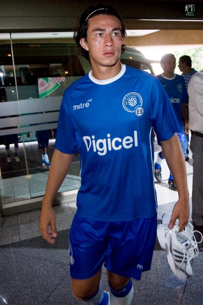 El Salvador's most capped footballer Pacheco shot dead at petrol station