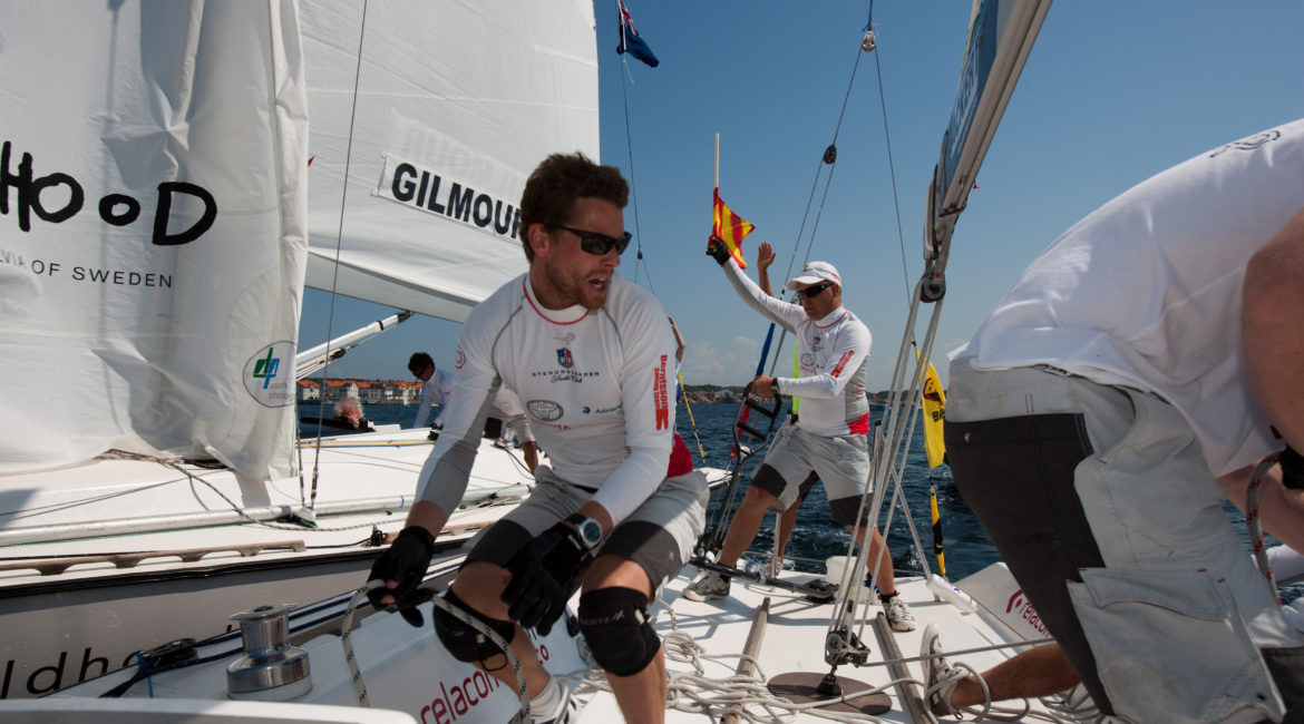 World Match Racing Tour organisers announce change of format due to pandemic