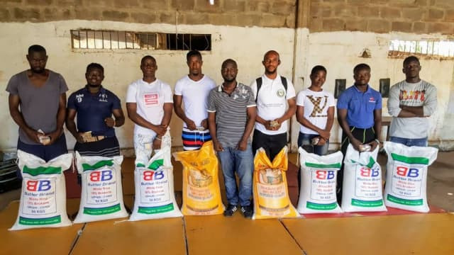Sierra Leone Judo Association offers support to athletes and coaches during pandemic