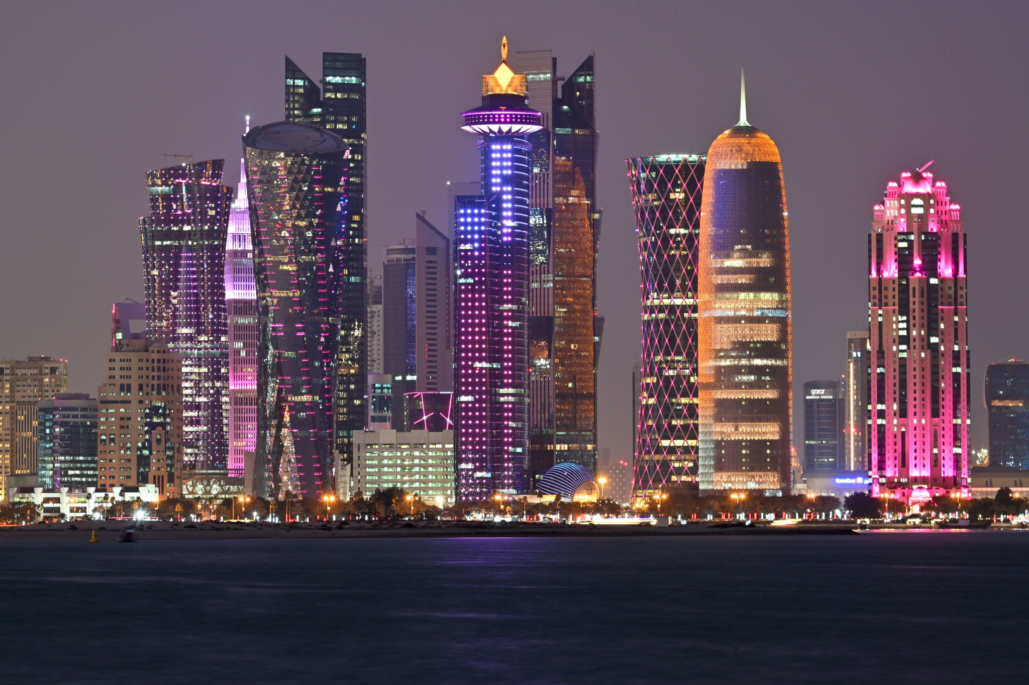 Doha is bidding to host the Asian Games for the second time ©Getty Images