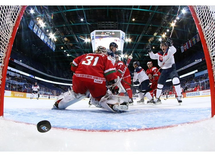 Reigning bronze medallists Slovakia claim narrow win over Belarus at IIHF World Junior Championship