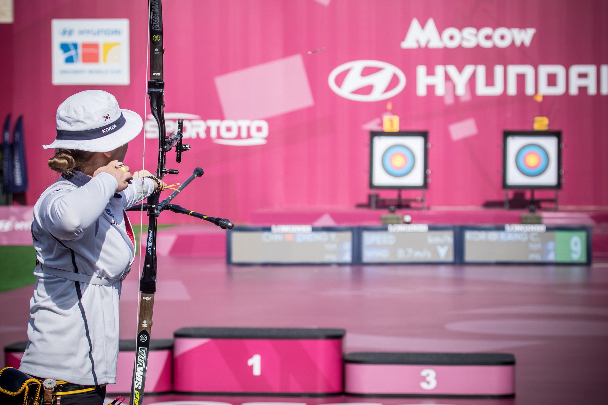 World Archery hope the block system makes the tournament calendar clearer and more consistent ©Getty Images