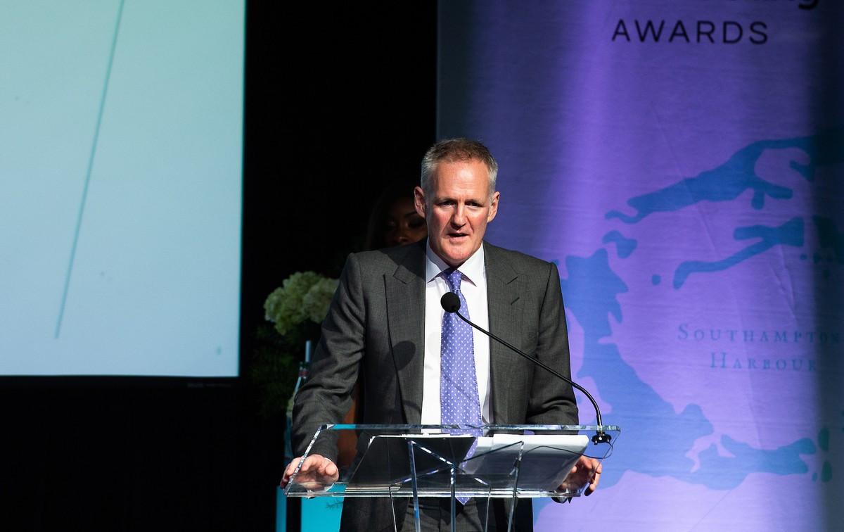 World Sailing chief executive David Graham urged member national authorities to