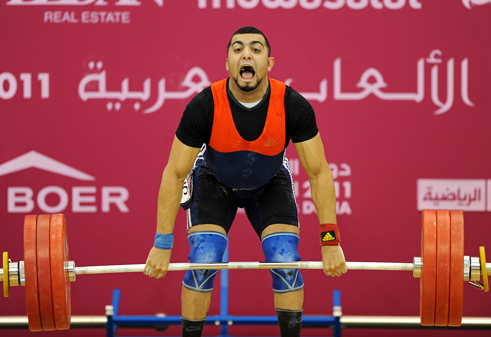 Saudi Arabian weightlifter provisionally suspended after failed drugs test