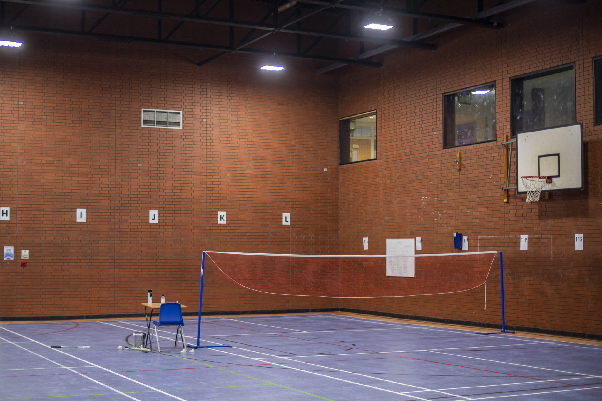 Badminton England lead calls for UK Government to protect sports halls disappearing because of COVID-19
