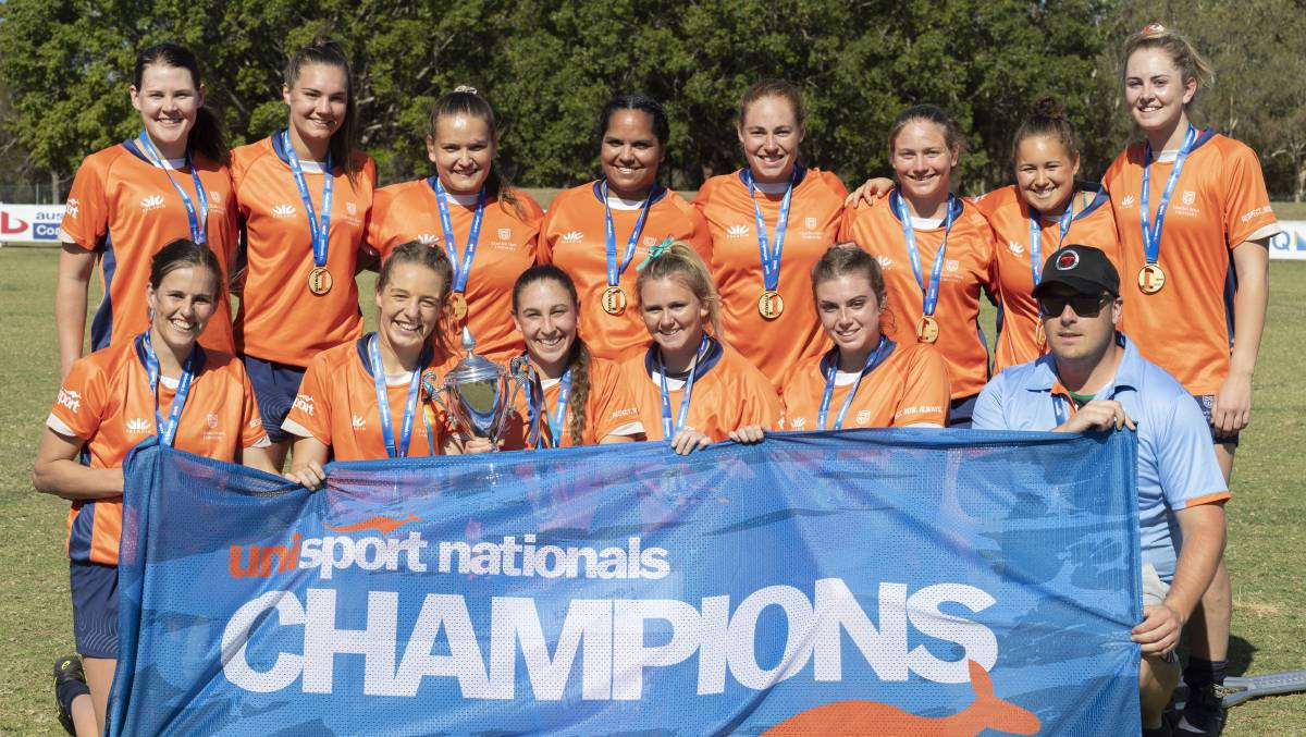 Students compete across 30 sports at the Nationals, including rugby sevens ©UniSport Australia