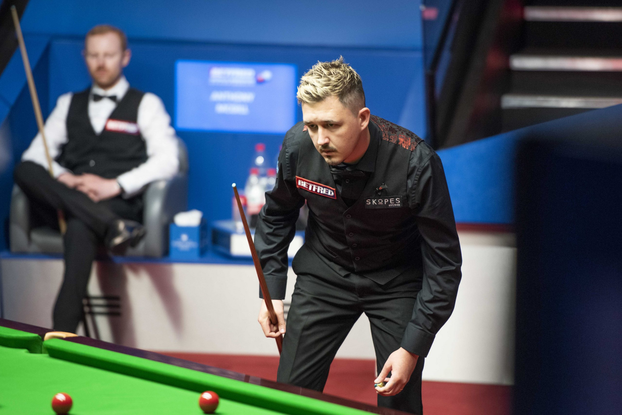 Spectators set to be allowed to watch final of World Snooker Championship