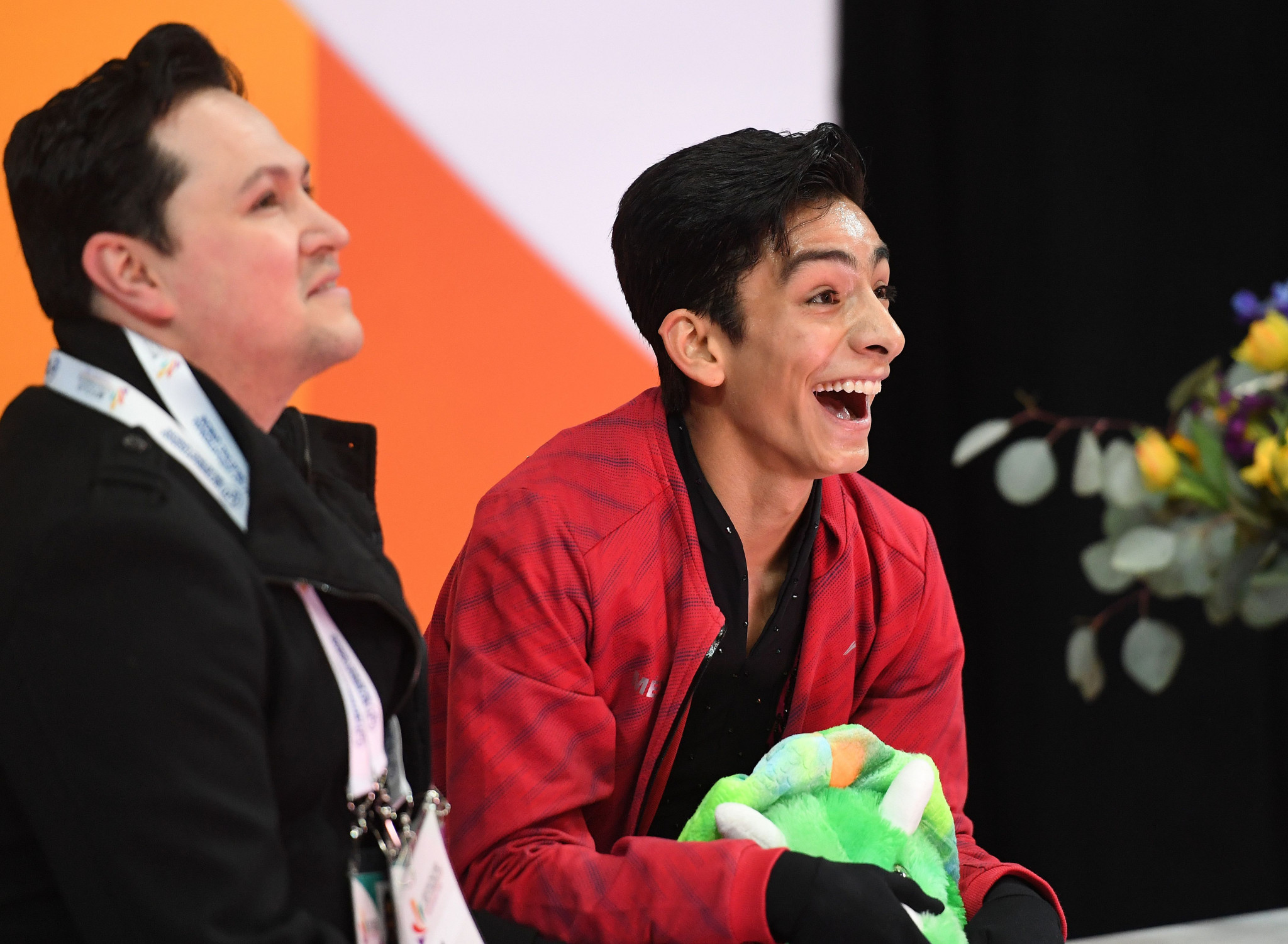 Donovan Carrillo finished 22nd at the 2018 World Figure Skating Championships ©Getty Images