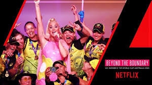 A Netflix documentary on the ICC Women's T20 World Cup has been released ©Netflix