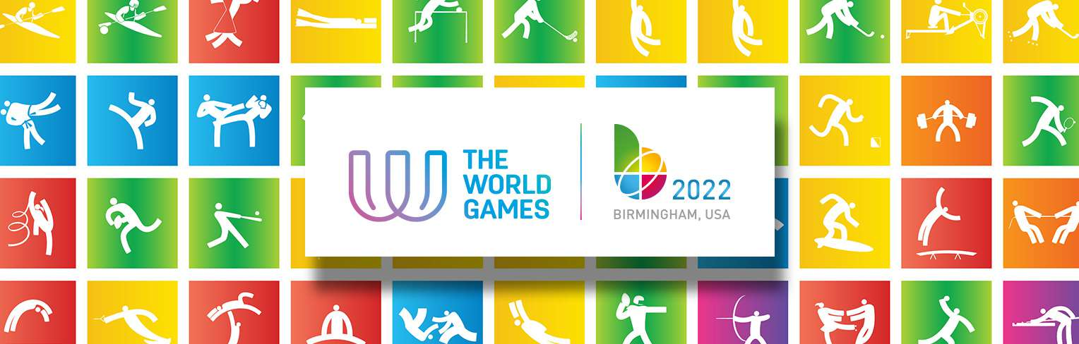 The World Games in Birmingham was rescheduled to 2022 earlier this year ©IWGA