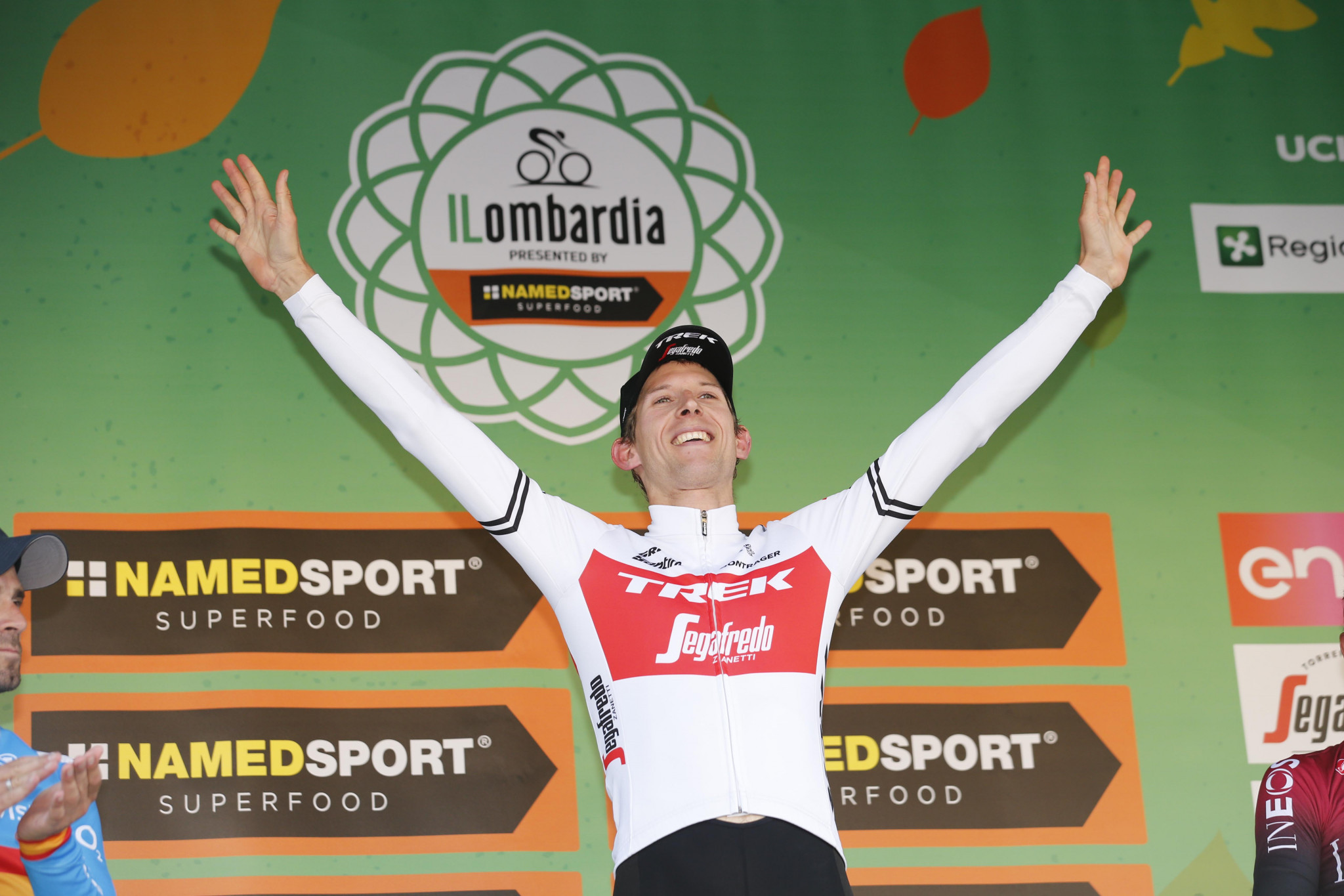Defending champion Mollema among starters at Il Lombardia