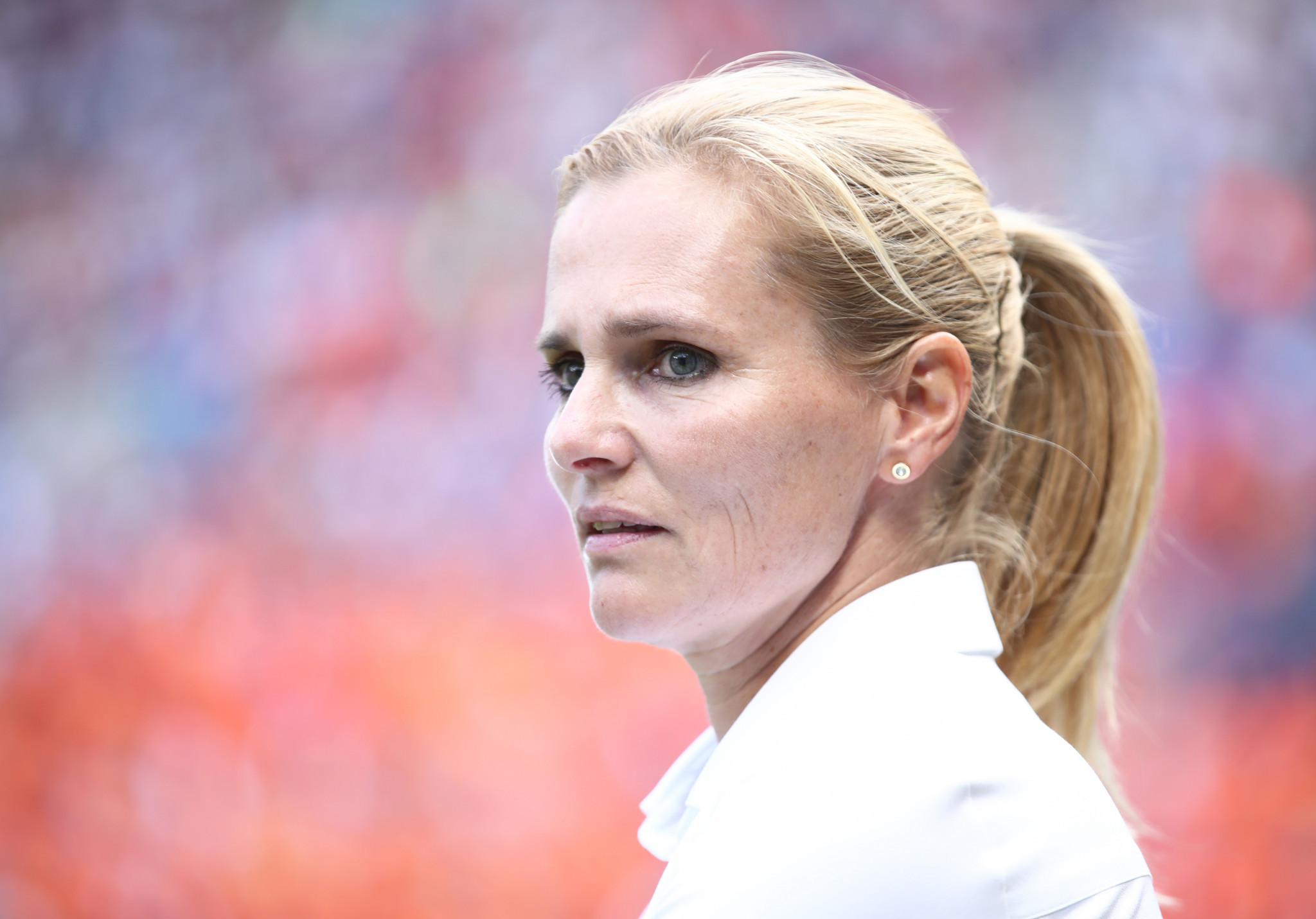 Sarina Wiegman has been one of the most successful international football managers in recent years ©Getty Images