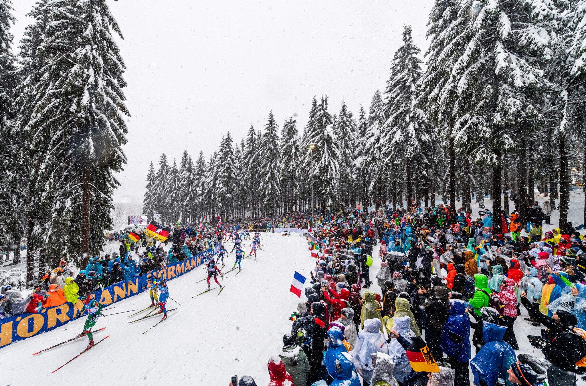 The Biathlon Integrity Unit will manage all integrity-related matters concerning biathlon ©Getty Images