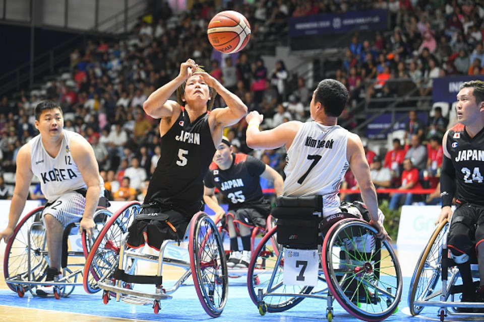 Japanese Wheelchair Basketball Federation to take part in national showcase