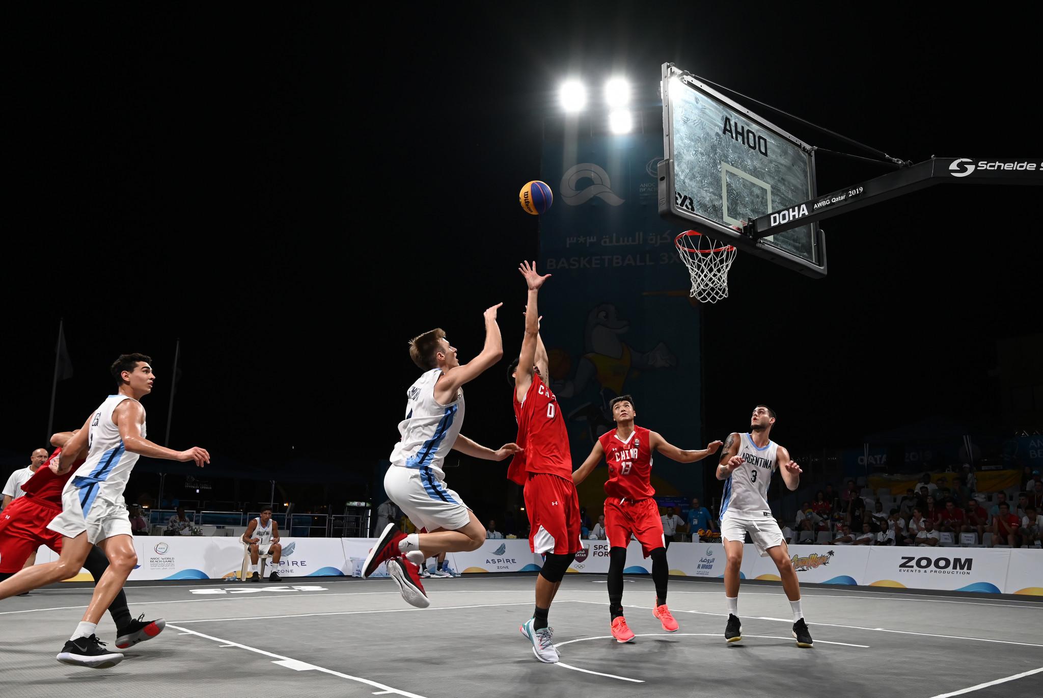 FIBA 3x3 rankings to remain frozen until April 2021