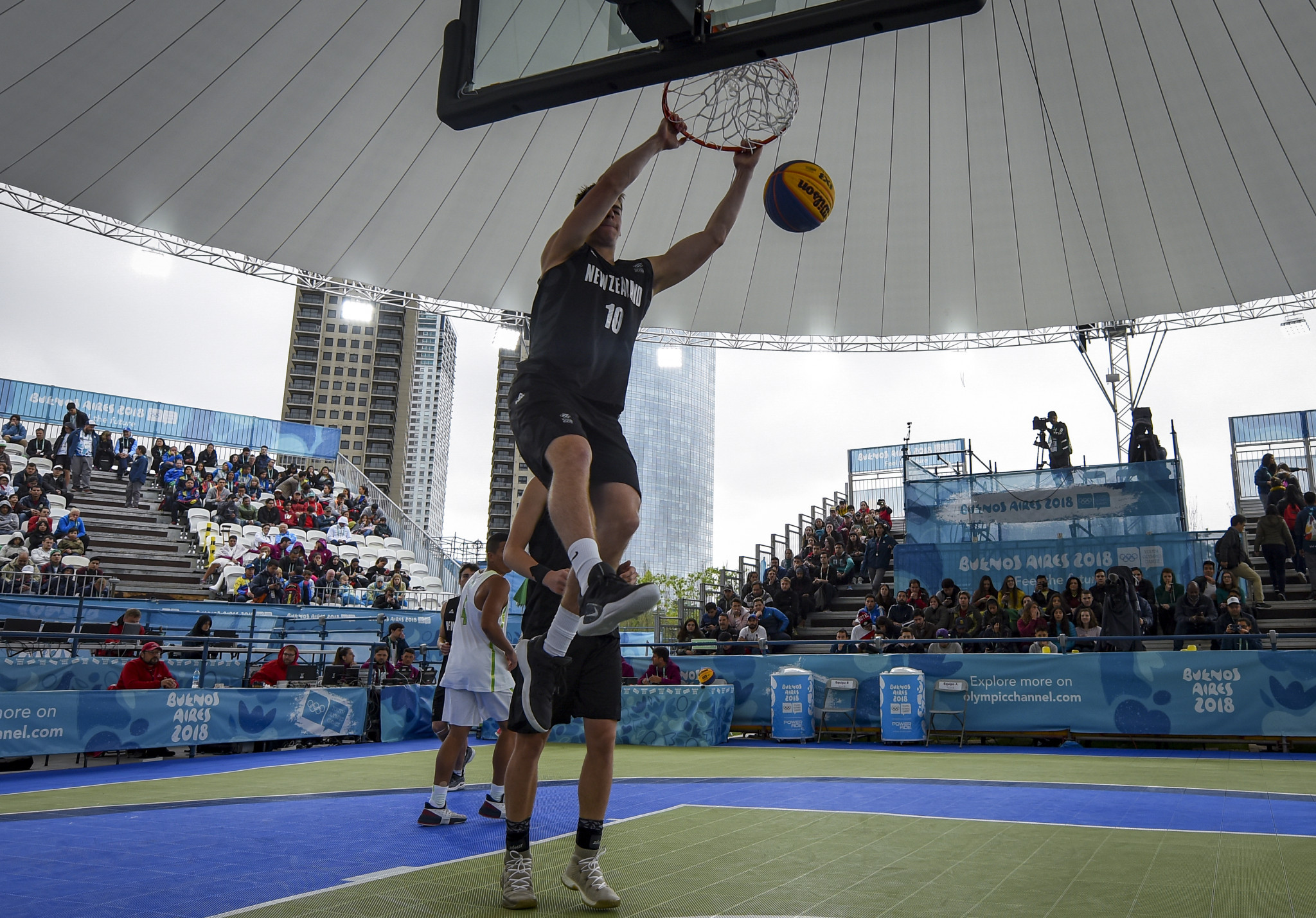 FIBA says the freeze will avoid disrupting Olympic eligibility ©Getty Images