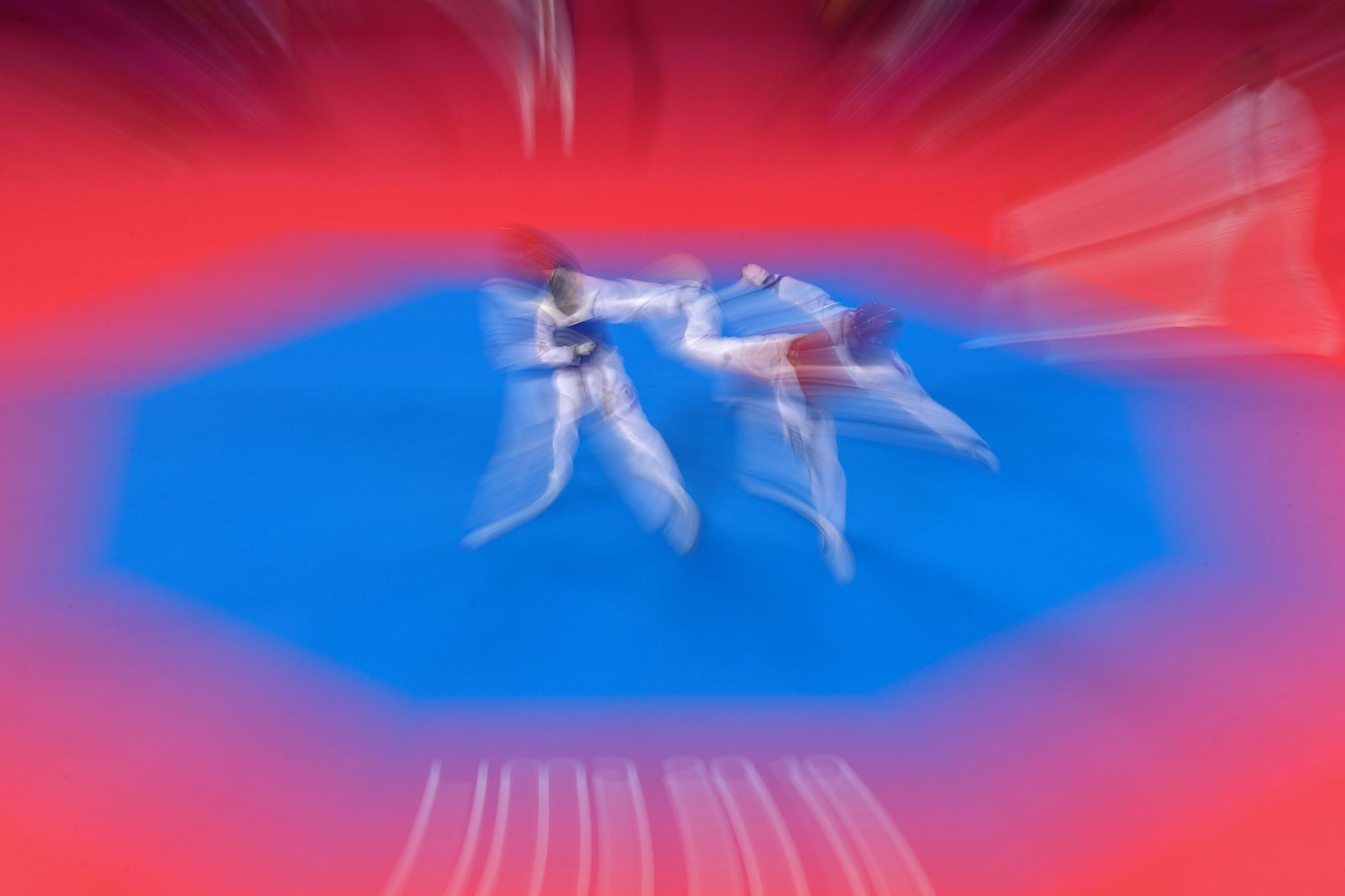 Fabiola Escobar ha puesto la mira en el próximo ciclo olímpico © Getty Images