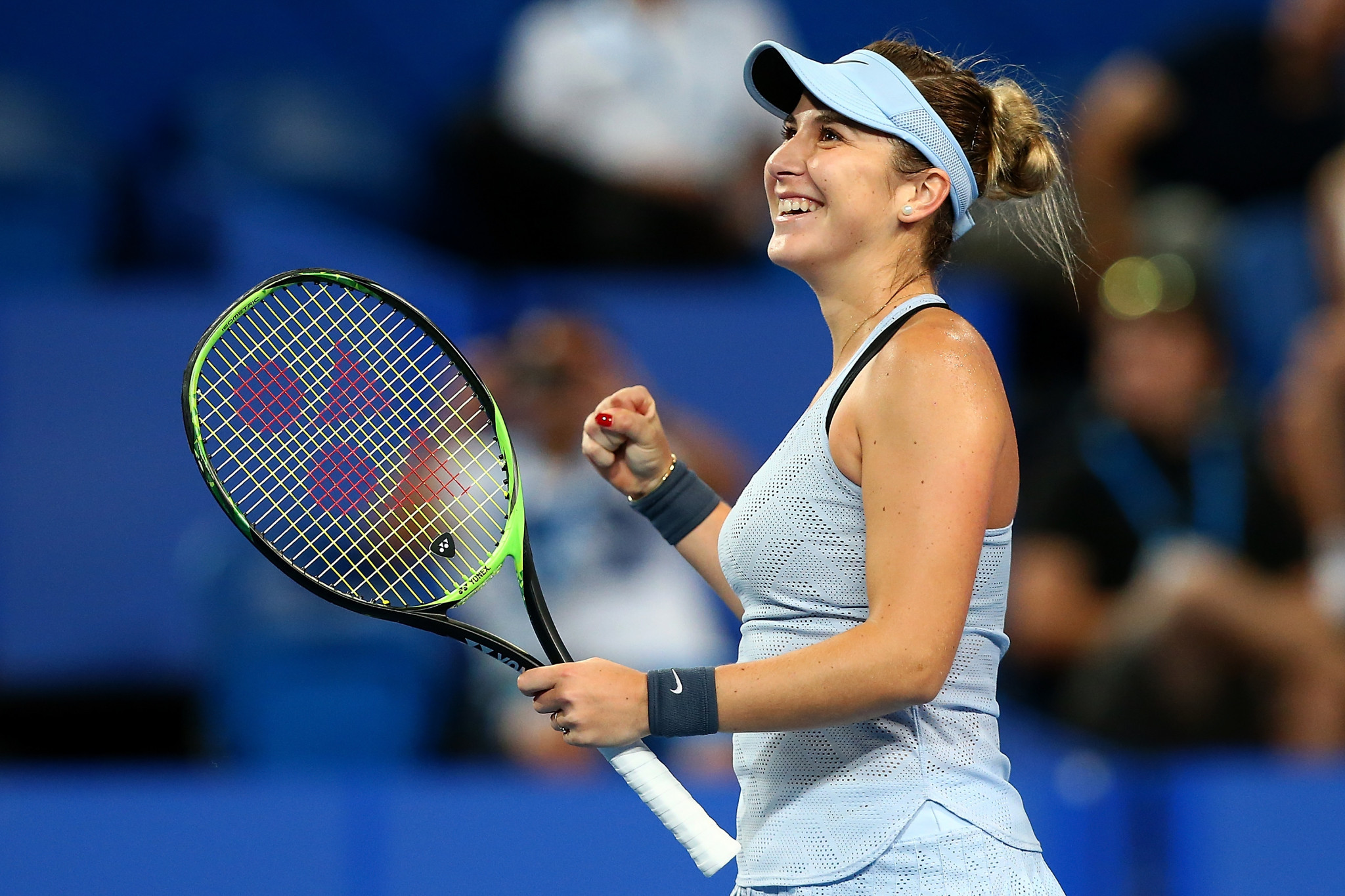Bencic becomes third 2019 women's semi-finalist to pull out of US Open