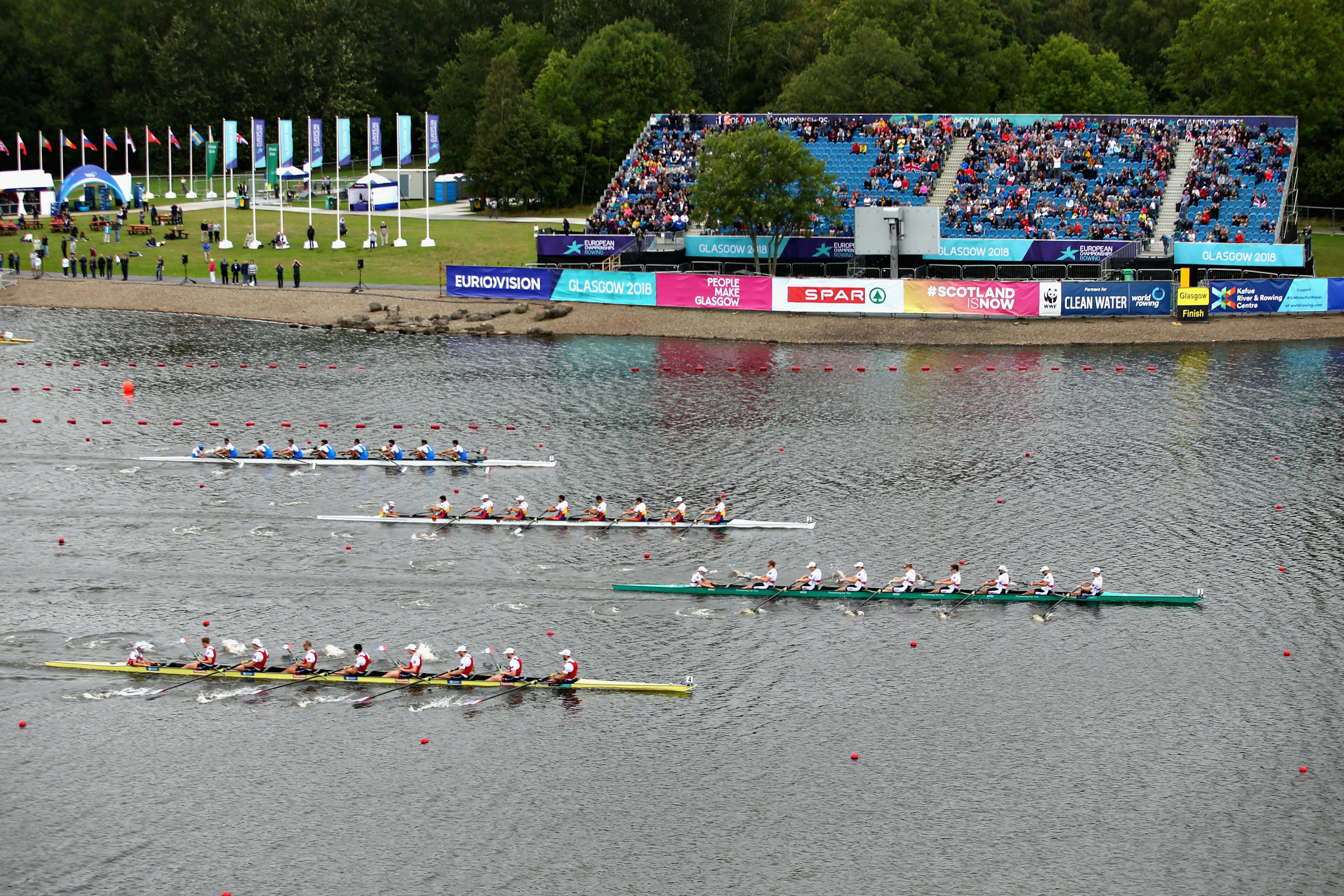 European Rowing Championships confirmed to take place in October