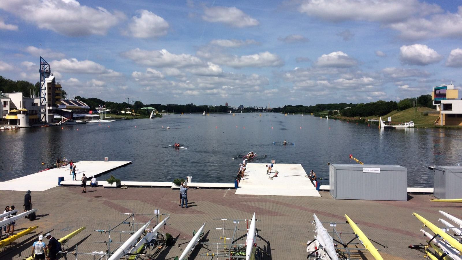More than 500 athletes to compete at European Rowing Championships