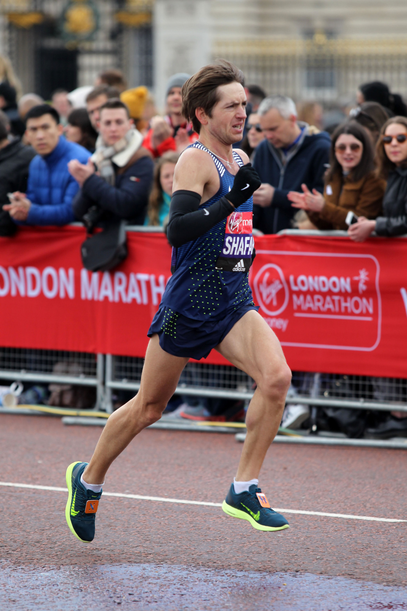AIU announce sanction for long-distance runner Shafar from 2017