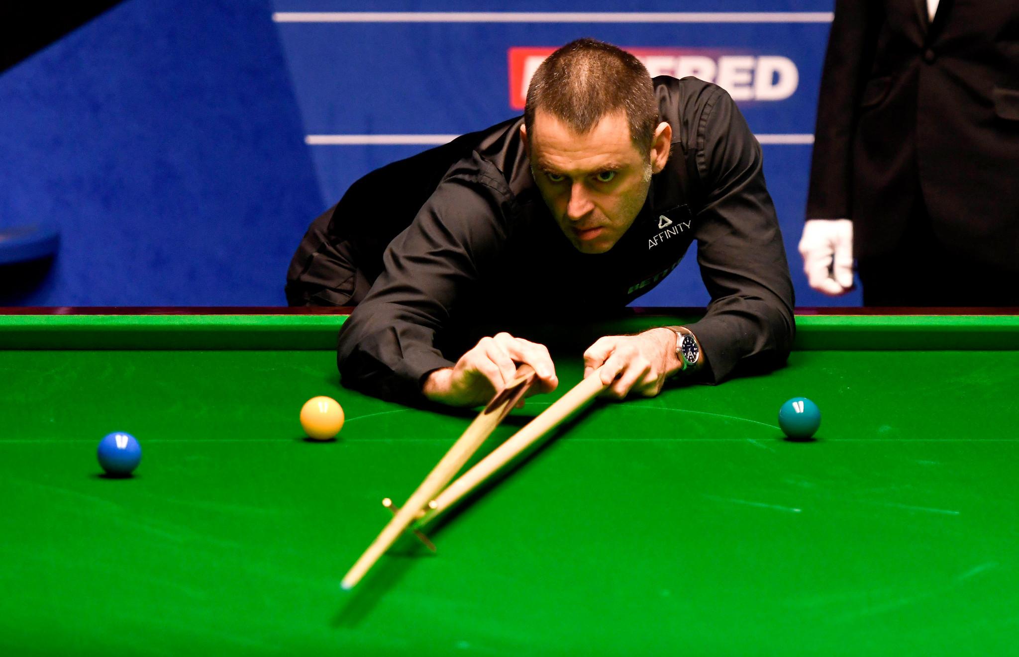 O'Sullivan wins World Snooker Championship for sixth time