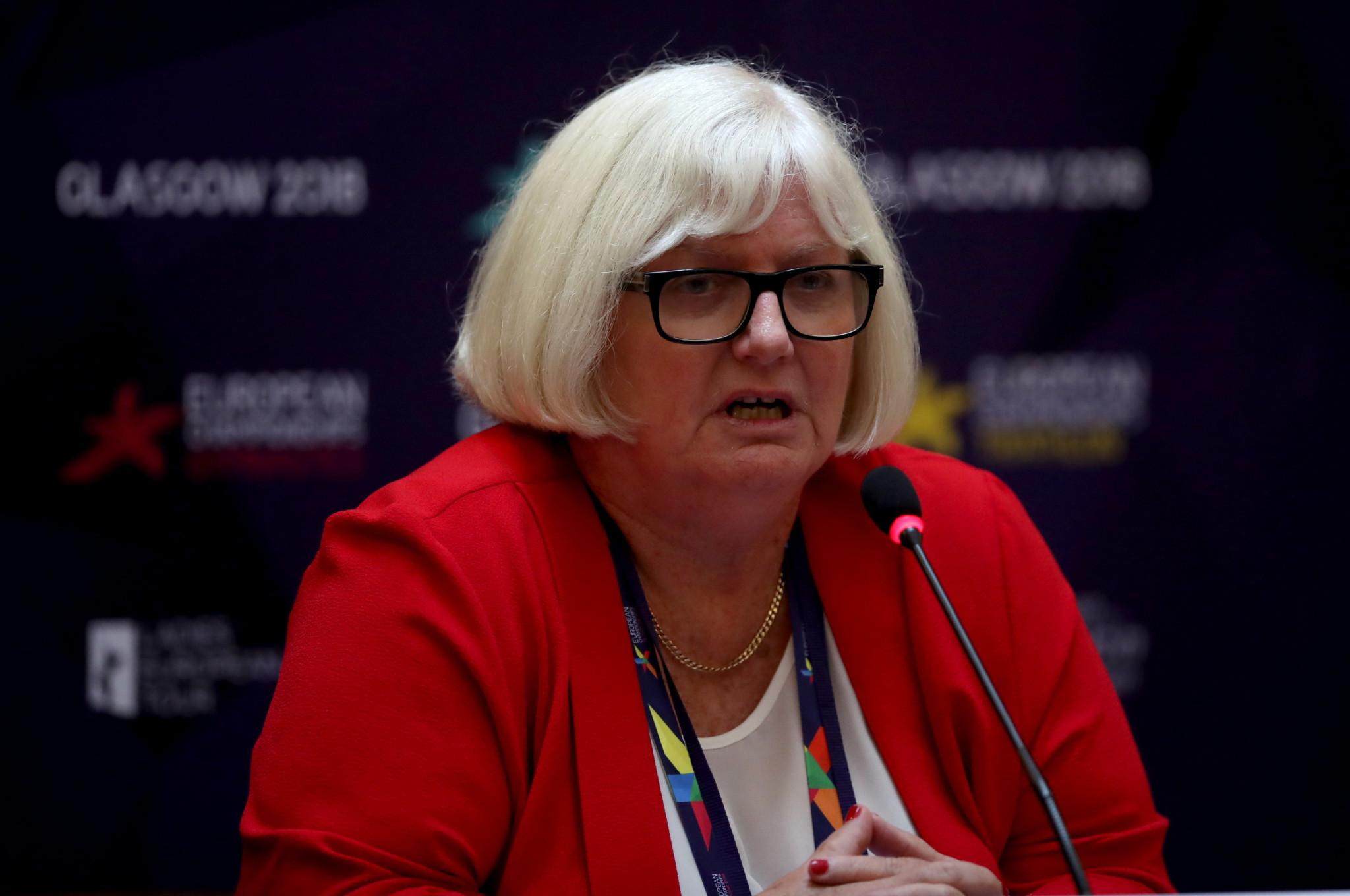 "British Gymnastics chief executive admits organisation has ""fallen short"" in protecting athletes"