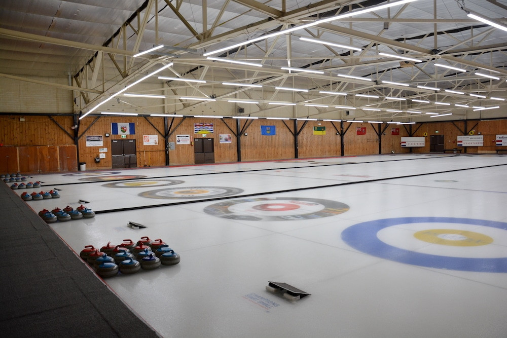 Curling Canada has cancelled two major events ©Curling Canada