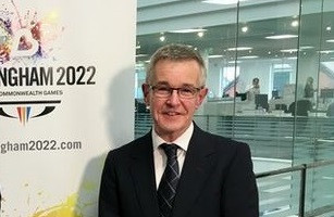 """Commonwealth Games Wales chief executive Chris Jenkins claimed the lack of an Athletes' Village at Birmingham 2022 could be a """"real positive"""" ©Birmingham 2022"""