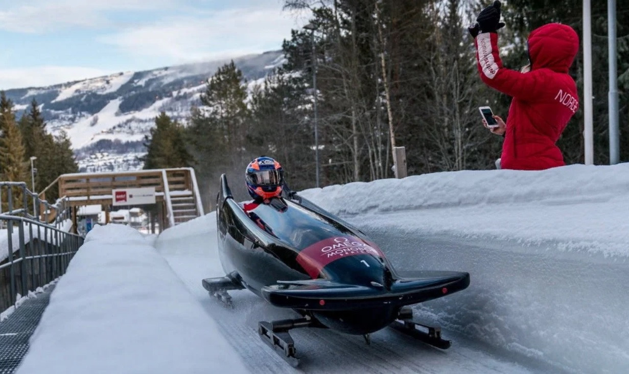 The IBSF has applied to have Para bobsleigh featured at the 2026 Winter Paralympic Games ©IBSF