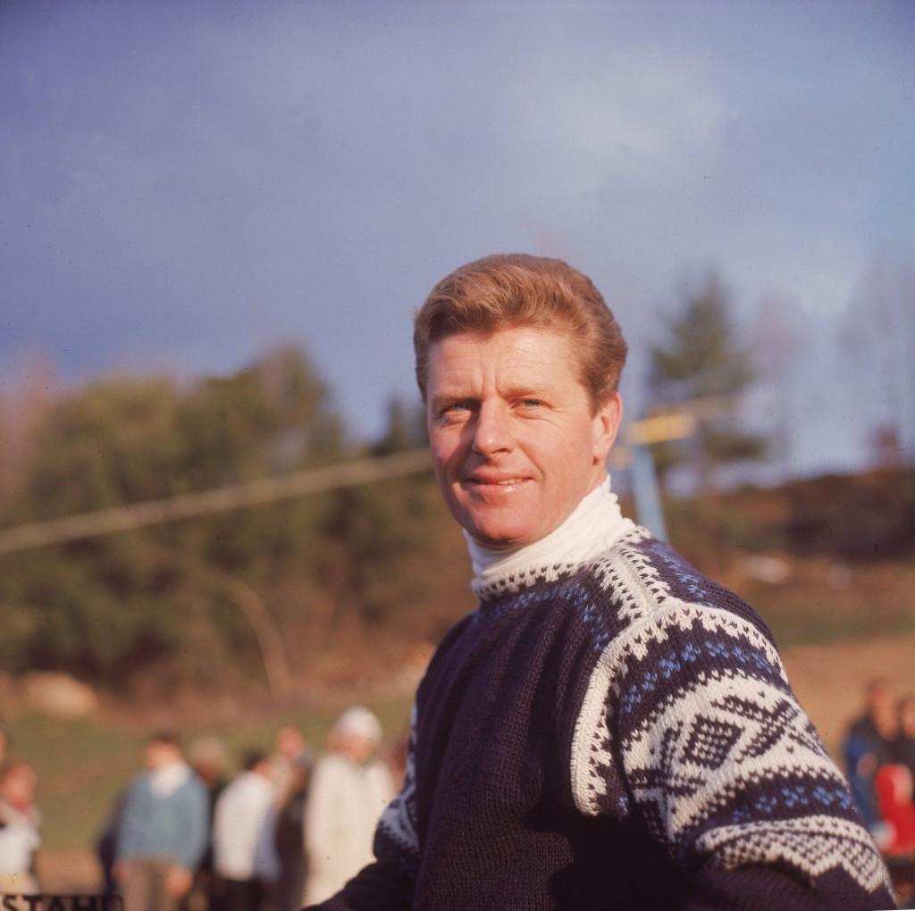 Skiing legend Eriksen passes away aged 88