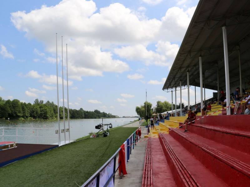 The European Canoe Sprint and Paracanoe Championships, scheduled to take place in Romania in October have been cancelled ©ECA