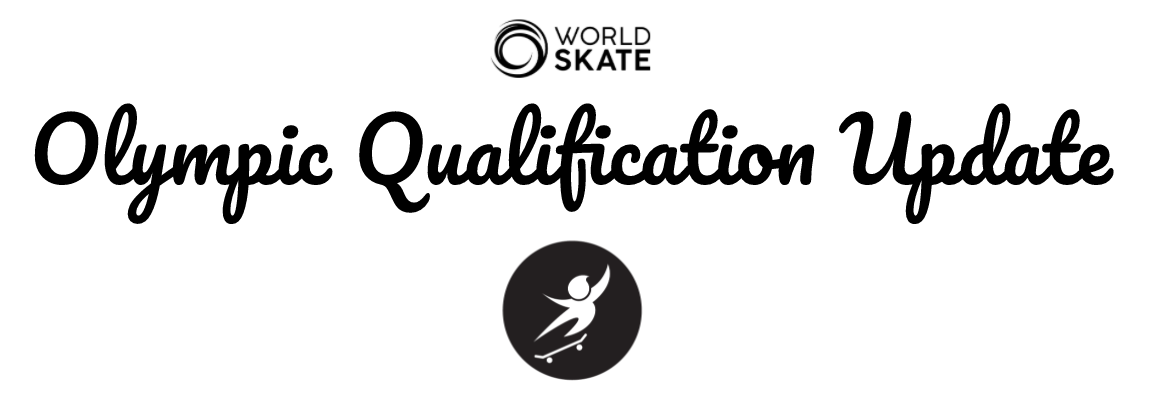 World Skate provides further update on Tokyo 2020 qualification process