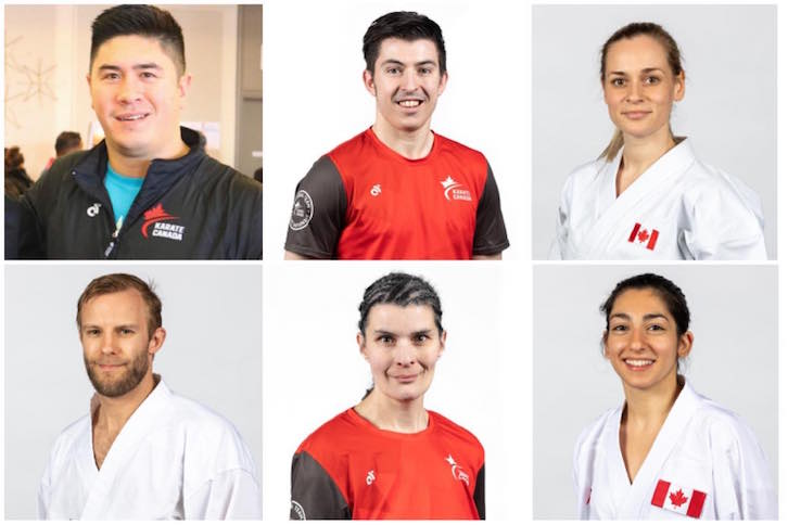 Karate Canada Athletes' Council established