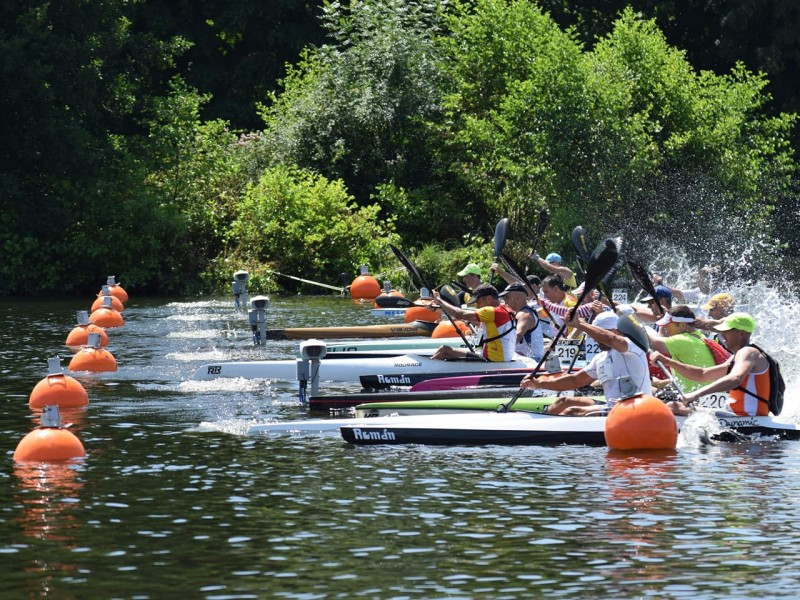 The Canoe Marathon European Championships are scheduled to be held later this year ©ECA