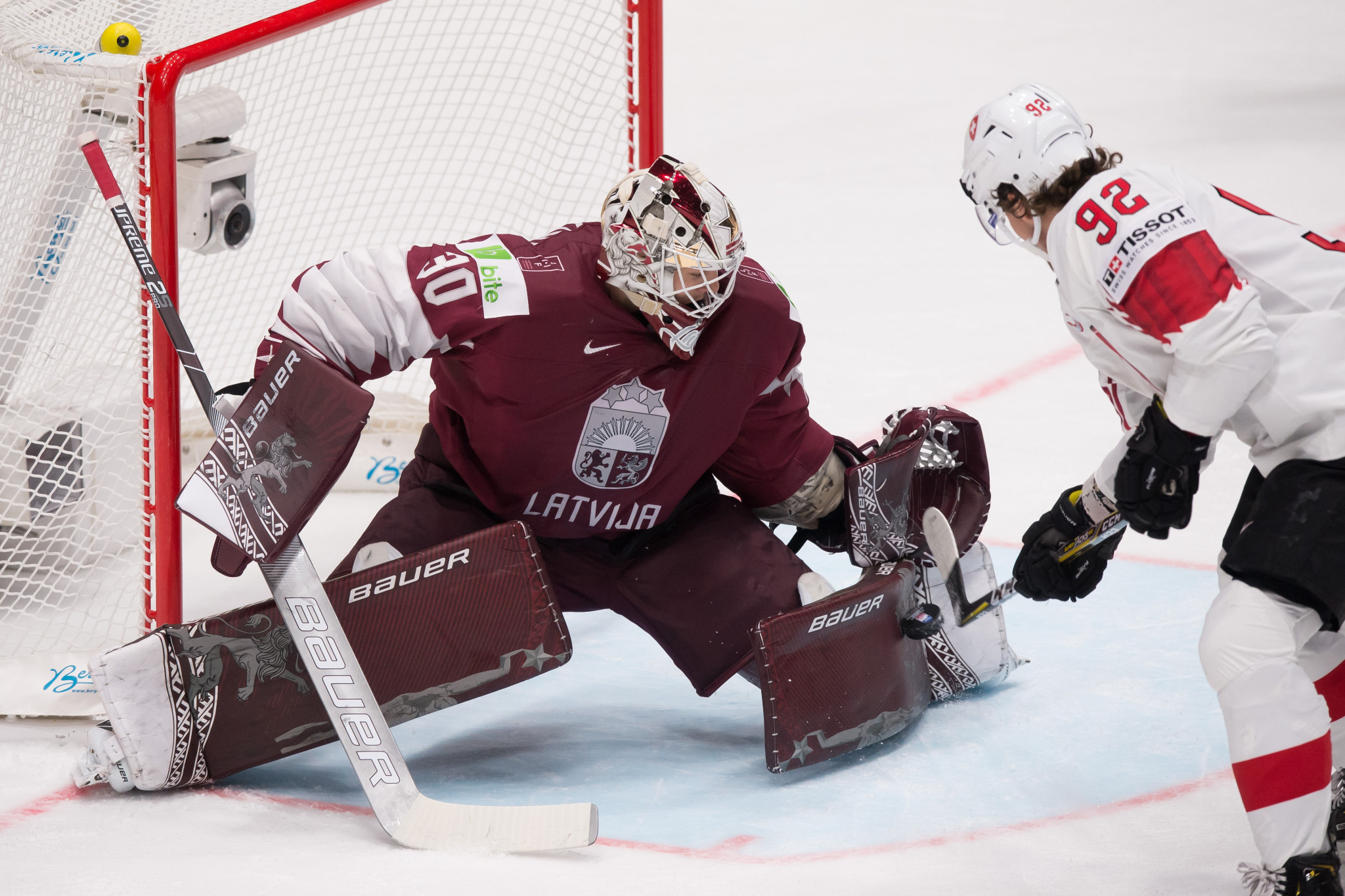 IIHF to discuss 2021 World Championships next month after Latvia threatens withdrawal