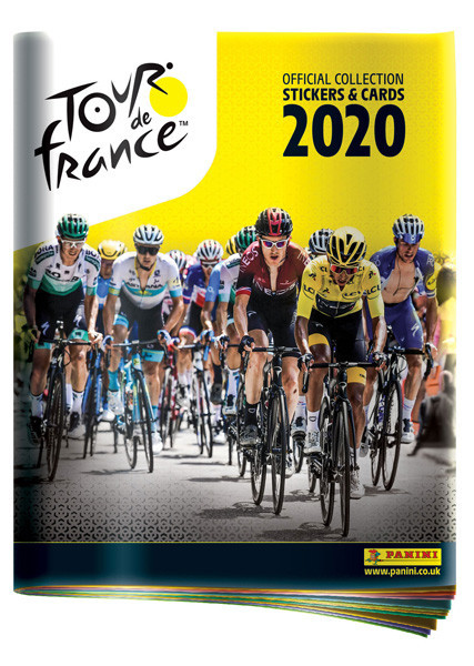 Panini releases new Tour de France sticker and card collection in UK